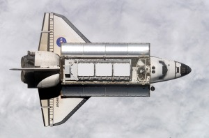 shuttle-endeavour-radiators
