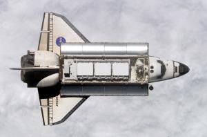 shuttle-endeavour-radiators