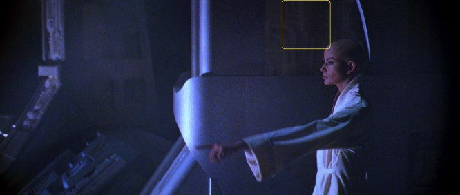 "Sonobuoy cases used as V'ger set detailing in ""Star Trek: The Motion Picture""."